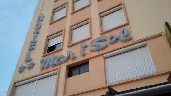 Mar i Sol Hotel : L'hôtel