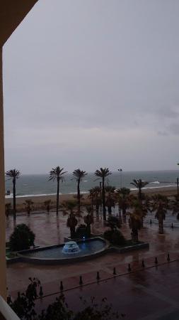 Mar i Sol Hotel : vue de la chambre