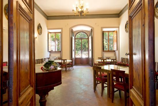 Pontassieve, Włochy: Salone Adriano
