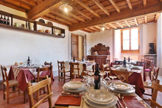 Pontassieve, Włochy: Sala ristornate