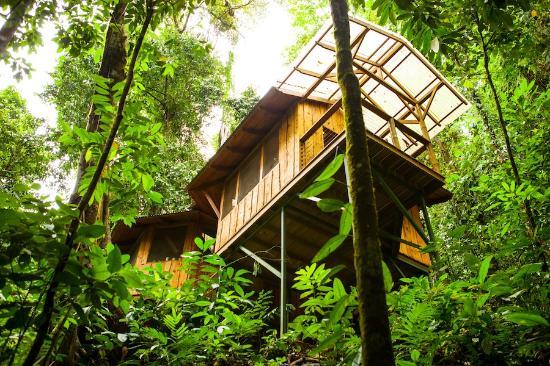 Piedras Blancas, كوستاريكا: Fila Tortuga bedroom balcony