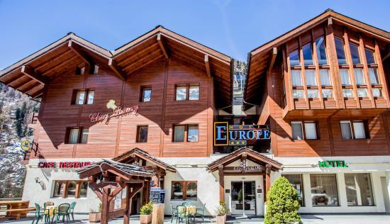 Photo of Hotel Europe Zinal