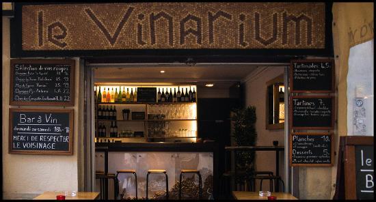 le Vinarium