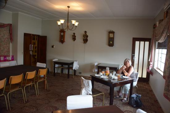 Lutzville, Zuid-Afrika: Breafast
