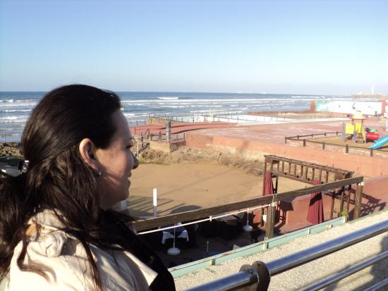 Plage Ain Diab et La Corniche