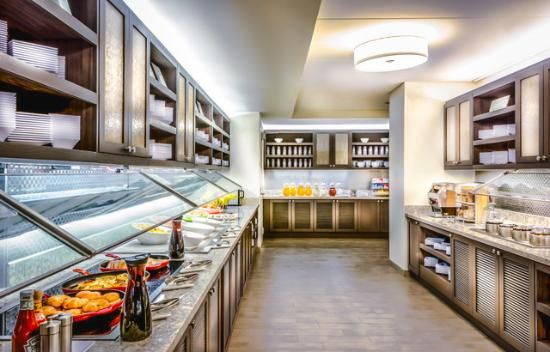 gallery kitchen picture of hyatt place washington d c national rh tripadvisor com
