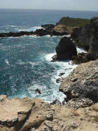 Saint Francois, กวาเดอลูป: pointe des colibris