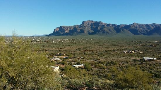 Apache Junction, Αριζόνα: Silly Mountain Park