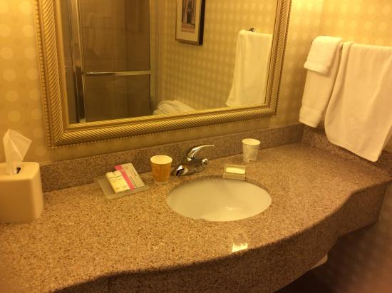 Blacksburg, VA: Bathroom sink