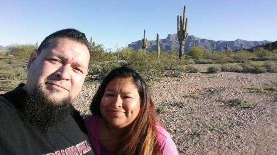 Apache Junction, Αριζόνα: 20160208_083847_large.jpg