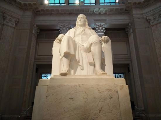 Ben Franklin National Memorial