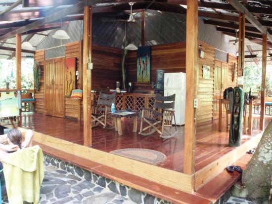 Manzanillo, Costa Rica : Dream Caribbean house