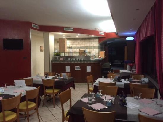 Borgo Maggiore, ซานมารีโน: Pizzeria