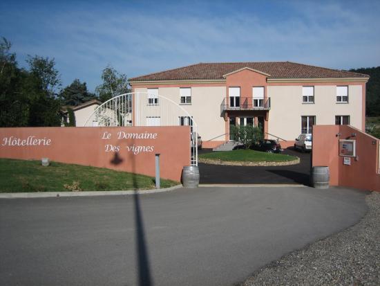 Hotel Le Domaine des Vignes : Hôtel