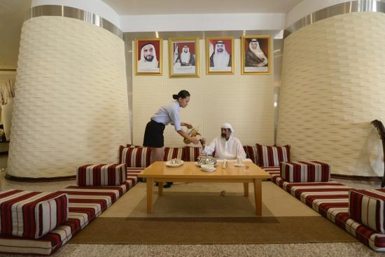 Liwa Oasis, Emirati Arabi Uniti: Lobby