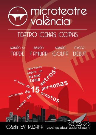 Valencia Province, Spain: Teatro Cenas y Copas
