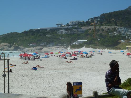 แคมป์สเบย์, แอฟริกาใต้: The Beach