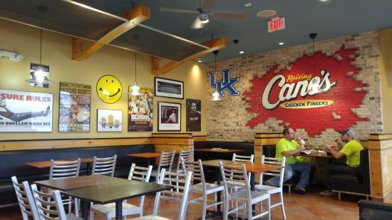 Raising Cane S Restaurants Llc