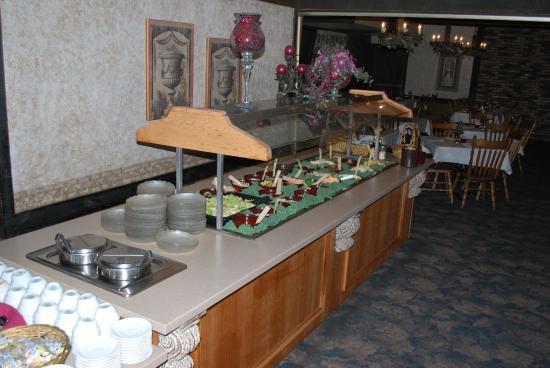 Waunakee, WI: Great soup & salad bar!