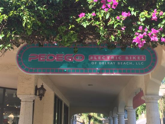 Pedego Electric Bikes Delray Beach