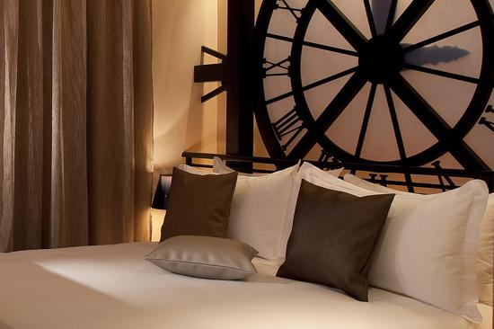 Hotel Design Secret de Paris: Hotel Secret de Paris chambre Musee d'Orsay