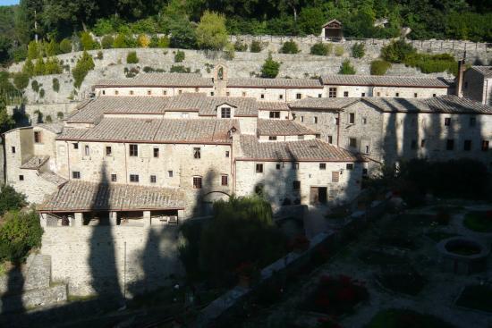 Arezzo, Italien: Guida turistica Cortona Eremo delle Celle