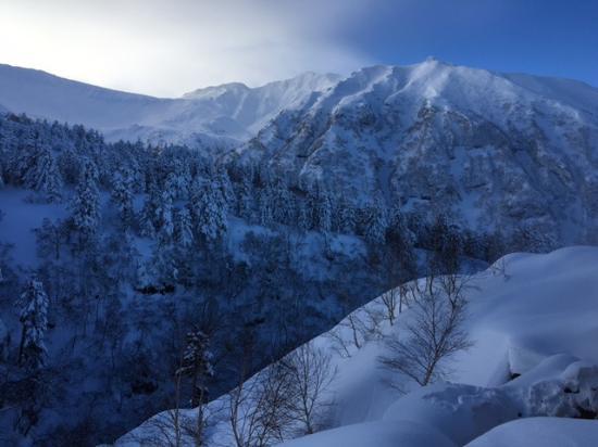 Hidaka-cho, Japón: Furano Dake Touring
