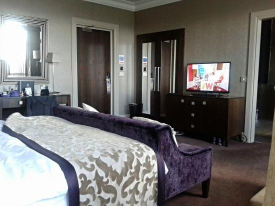 West Kilbride, UK: Signature suite bedroom