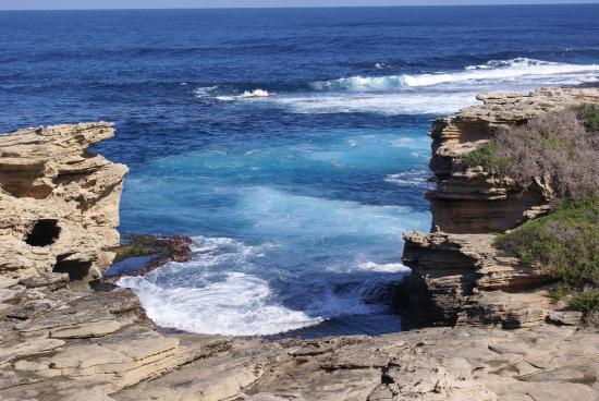 Rottnest Island, Australia: Fish Hook Bay