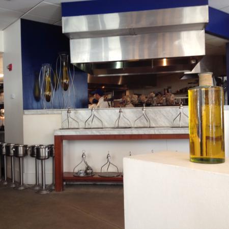 Zaytinya: their kitchen