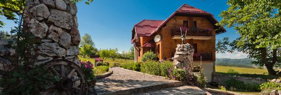 Korenica, Kroasia: Pansion Mrzlin Grad