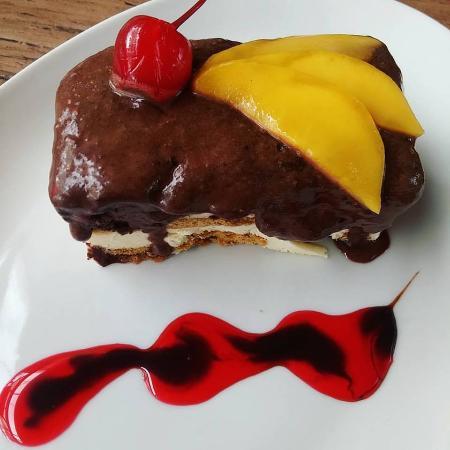 Metro Manila, Filippine: Eclair cake