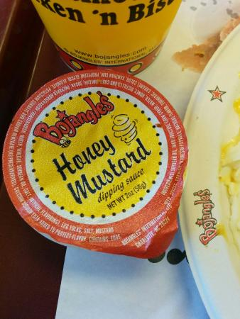 Anderson, SC: The honey mustard