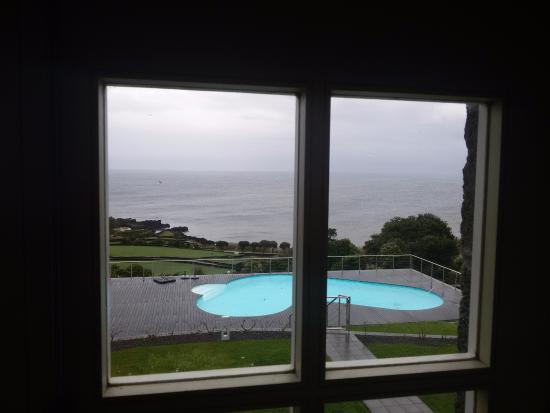 São Roque do Pico, Portugal: vista do quarto