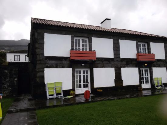 Sao Roque do Pico, Portugal: casa