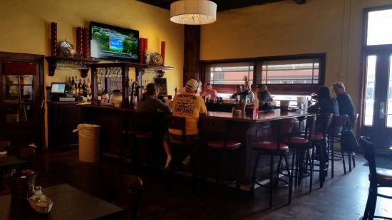 Abbeville, Louisiane : Dupuy's bar