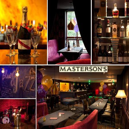 Masterson's Steak House & Wine Bar: Piano Bar & Function Room 4