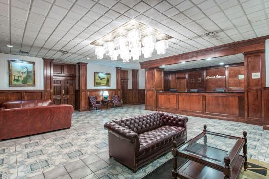 Bartonsville, Pensilvania: Lobby