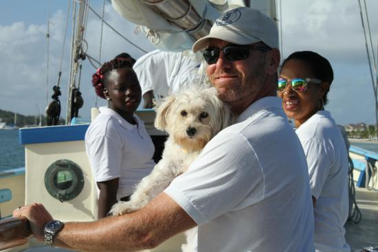 Gros Islet, St. Lucia: The Crew