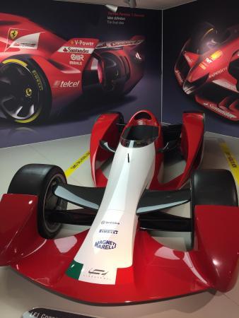 Maranello, Italia: Museo Ferrari