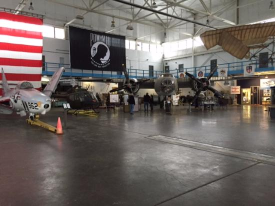 North Canton, Ohio: One of the bombers