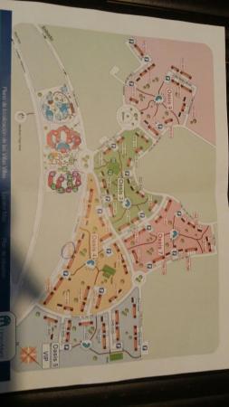 Lajares, Spanien: Map