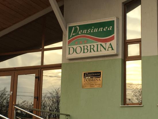 Husi, Rumania: Entrance
