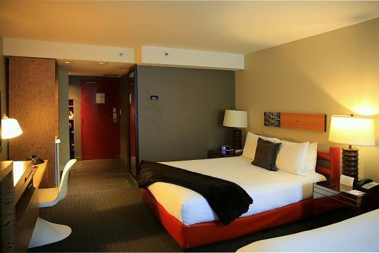 Adara Hotel: geräiumige Zimmer