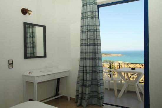 Parigoria, Grecia: room with sea view