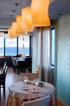 Parigoria, Grecia: hotel restaurant