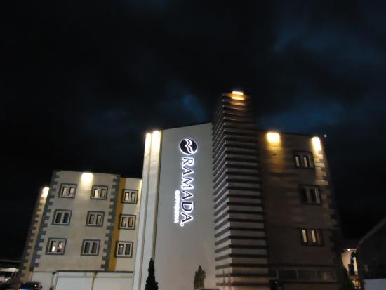 Ortahisar, ตุรกี: la façade