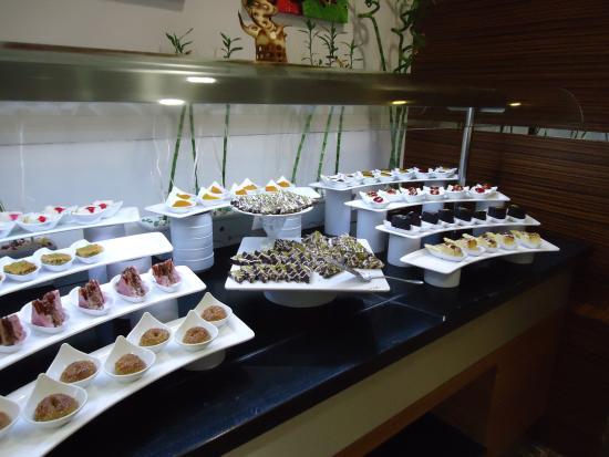 Ortahisar, ตุรกี: des desserts