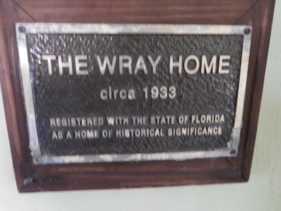 Davie, Floryda: The Wray House