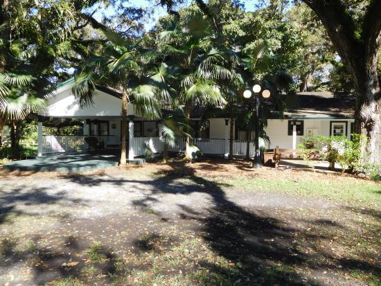 Davie, Floryda: The Wray House Exterior